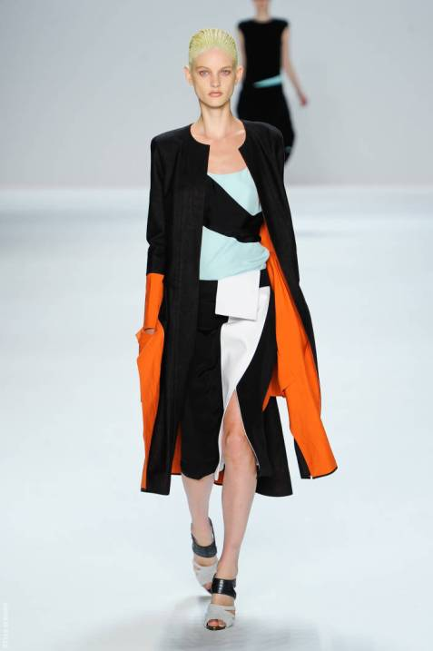 NYFW LOOK OF THE DAY:  DAY 7   The Sche Report / Margaret Sche