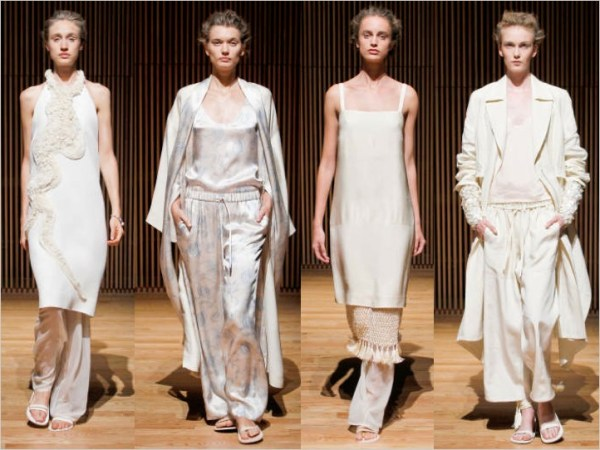 1 21 S/S 2012 NYC TOP 5 COLLECTIONS   The Sche Report / Margaret Sche