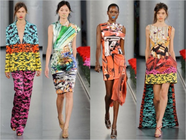 1 51 S/S 2012 LONDON TOP 5 COLLECTIONS   The Sche Report / Margaret Sche