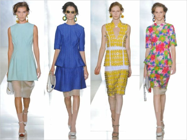 1 52 S/S 2012 MILAN TOP 5 COLLECTIONS   The Sche Report / Margaret Sche