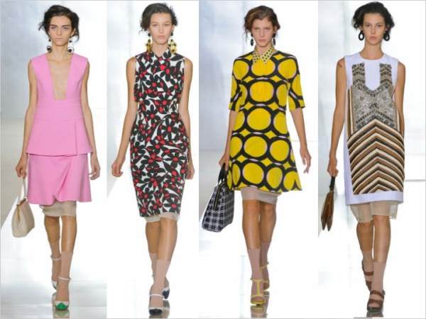2 5 S/S 2012 MILAN TOP 5 COLLECTIONS   The Sche Report / Margaret Sche