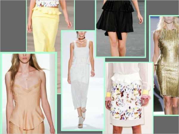 mini S/S 2012 TREND ALERT: PEP RALLY   The Sche Report / Margaret Sche