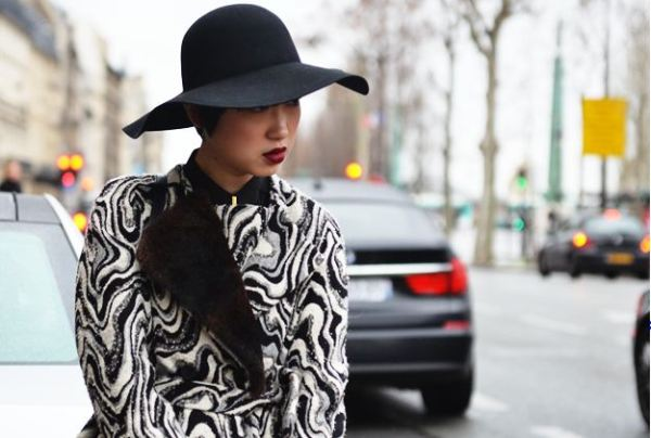 brimmer 2 TREND ALERT: FLOPPY HATS MIXED WITH MENSWEAR STYLE   The Sche Report / Margaret Sche