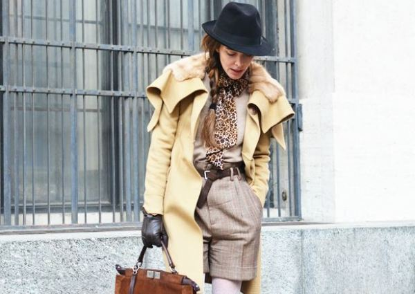 brimmers 4 TREND ALERT: FLOPPY HATS MIXED WITH MENSWEAR STYLE   The Sche Report / Margaret Sche