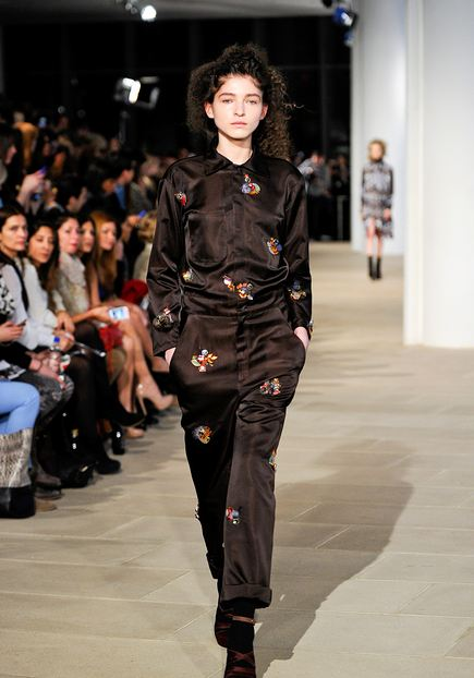 cynthia rowley flight suit FW2012 NYFW TREND ALERT: FLIGHT SUITS ON THE RUNWAY   The Sche Report / Margaret Sche