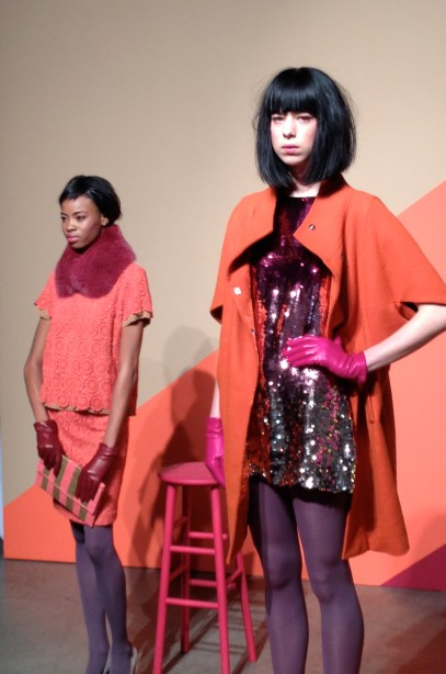 COREY LYNN CALTER DEBUTS AT NYFW  FALL 2012   The Sche Report / Margaret Sche