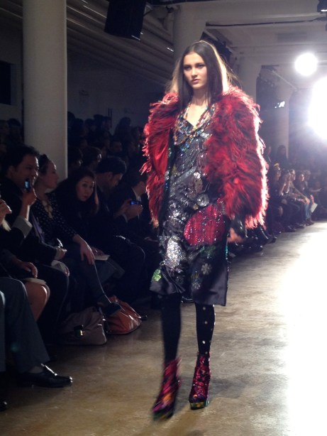 LIBERTINE STRIKES NYFW AGAIN   The Sche Report / Margaret Sche