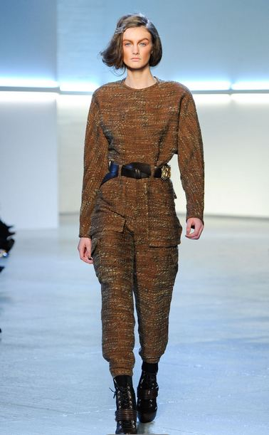 rodarte flight suit FW2012 NYFW TREND ALERT: FLIGHT SUITS ON THE RUNWAY   The Sche Report / Margaret Sche