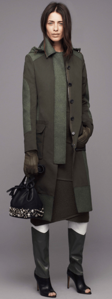 screen shot 2012 02 21 at 4 19 07 pm FALL 2012 TREND ALERT:  ARMY GREEN   The Sche Report / Margaret Sche