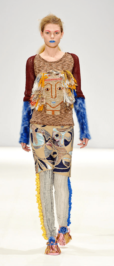 screen shot 2012 02 22 at 2 48 39 pm LEUTTON POSTLE: LONDON F/W 2012   The Sche Report / Margaret Sche