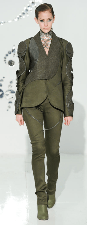 screen shot 2012 02 23 at 10 46 20 am FALL 2012 TREND ALERT:  ARMY GREEN   The Sche Report / Margaret Sche