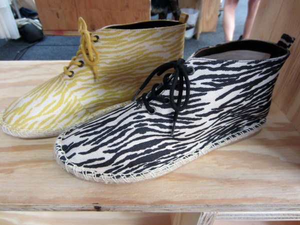 img 0028 A LOOK AHEAD:  SPRING 2013 SHOE TRENDS   The Sche Report / Margaret Sche