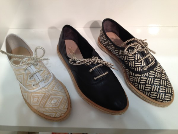 img 5525 A LOOK AHEAD:  SPRING 2013 SHOE TRENDS   The Sche Report / Margaret Sche