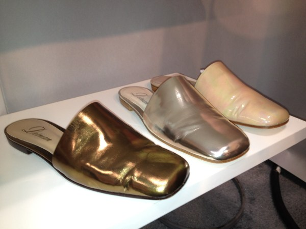 img 5527 A LOOK AHEAD:  SPRING 2013 SHOE TRENDS   The Sche Report / Margaret Sche