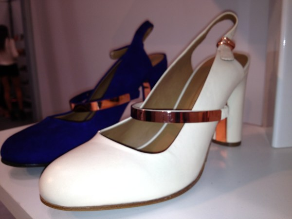 img 5528 A LOOK AHEAD:  SPRING 2013 SHOE TRENDS   The Sche Report / Margaret Sche