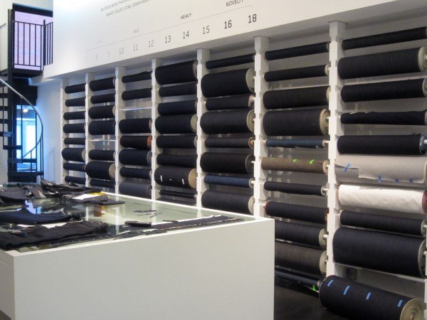 img 0182 BEST RETAIL EXPERIENCE EVER:  3X1 DENIM   The Sche Report / Margaret Sche