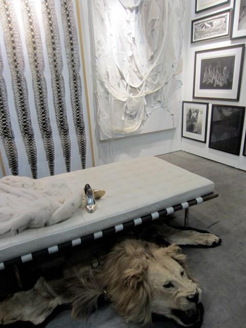 img 1051 MY FAVORITE WORKS:  LA ART SHOW & CONTEMPORARY   The Sche Report / Margaret Sche