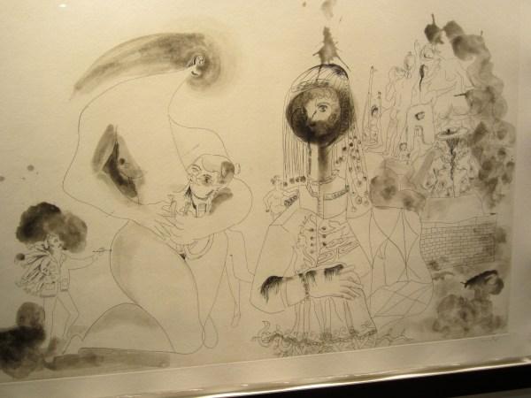 img 1076 MY FAVORITE WORKS:  LA ART SHOW & CONTEMPORARY   The Sche Report / Margaret Sche