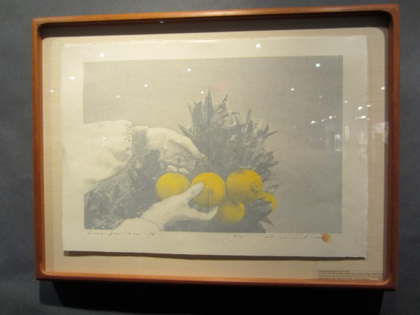 img 1083 MY FAVORITE WORKS:  LA ART SHOW & CONTEMPORARY   The Sche Report / Margaret Sche
