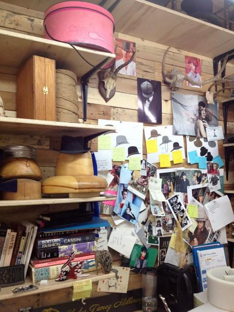 img 7490 STUDIO VISIT:  GLADYS TAMEZ MILLINERY   The Sche Report / Margaret Sche