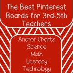 The Best Pinterest Boards for 3rd-5th Teachers