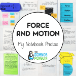 New Year, New Notebook: Force and Motion