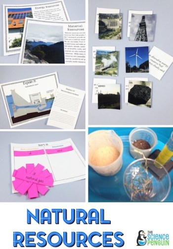 Natural Resources Science Stations Units