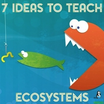 7 Ideas to Teach Ecosystems and Food Webs