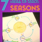 7 Ideas to Teach Why We Have Seasons