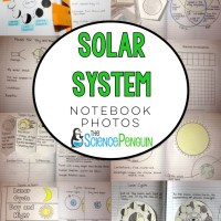 Space Science Notebook Photos