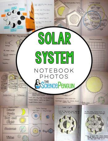 solar system foldable notebook - photo #20