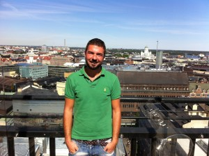 Gios on top of Sokos Hotel Torni in Helsinki