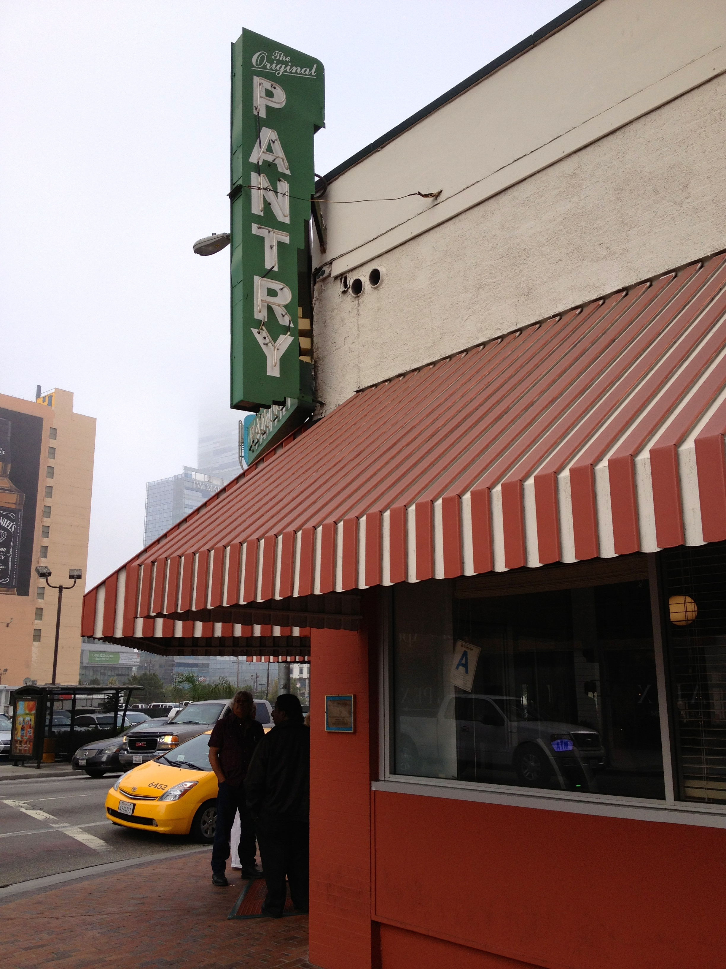 The Original Pantry Cafe has been open since 1924