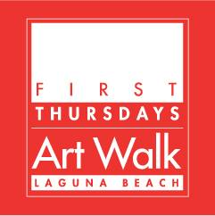 Laguna Beach First Thursdays Art Walk @ Downtown Laguna Beach | Laguna Beach | California | United States