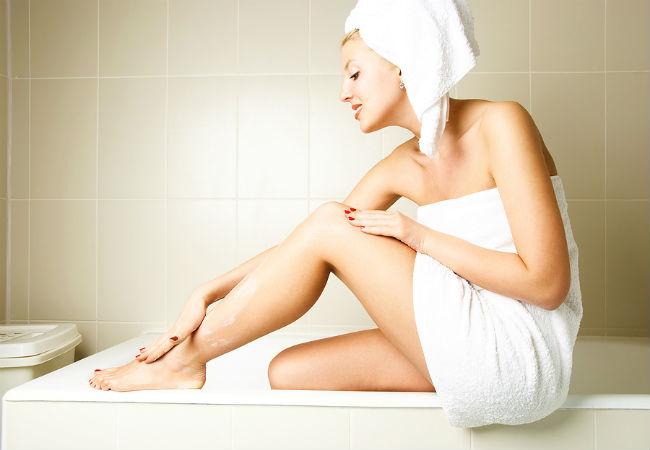 O segredo para uma super hidratação da pele Nem vais acreditar! Fazias tudo errado!
