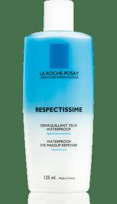 RESPECTISSIME DESMAQUILHANTE OLHOS WATERPROOF – La Roche Posay