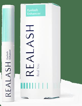 Potenciador de pestanas REALASH
