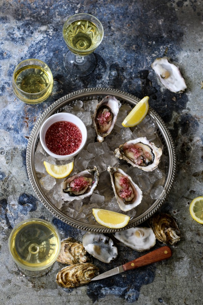 oysters 3 ways | The Secret Life of Bee