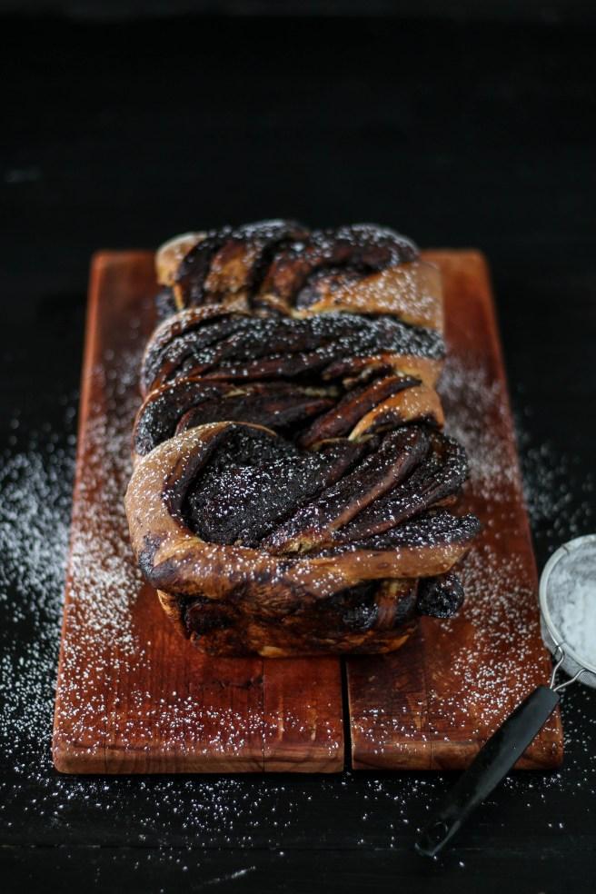 chocolate & cinnamon swirl loaf   The Secret Life of Bee