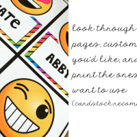 My Classroom Banner How-to