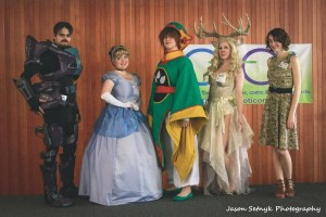 Geeks united at CoTiCon 2016