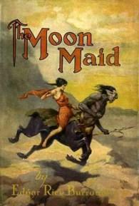 J Allen St John Moon Maid