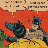 SGEM#20: Hit Me with your BEST Shot (Flu Shot for Healthcare Workers)