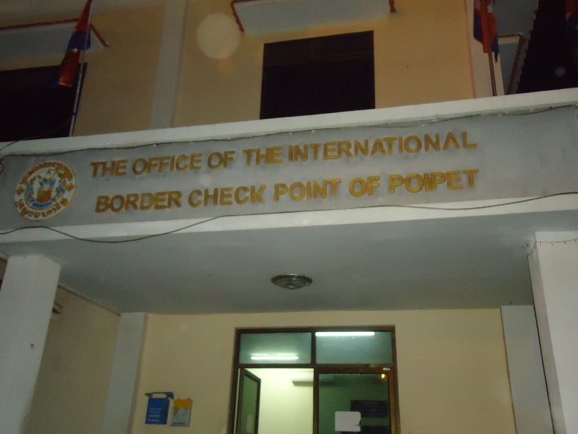 Poipet Visa Office