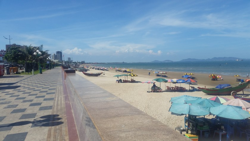 Back Beach, Vung Tau