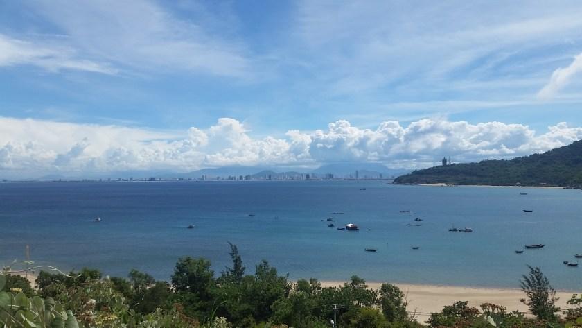 Da Nang Skyline.