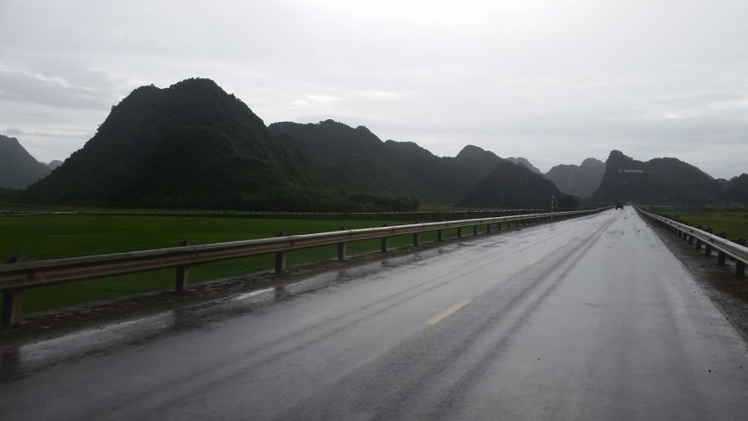 Entering Phong Nha
