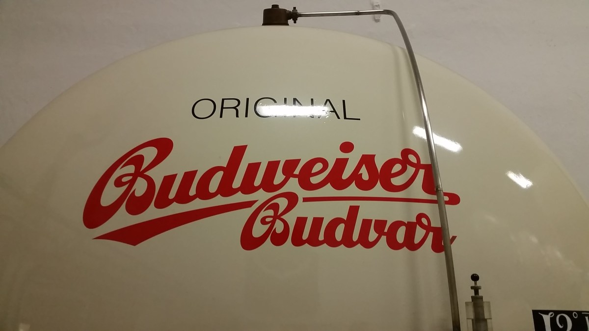 The Real Budweiser Budvar Brewery Tour