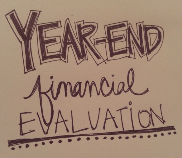 Year-End Financial Evaluation