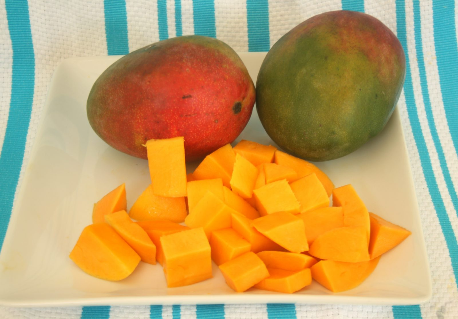Eat Peel of Mango Mango You Can Peel First